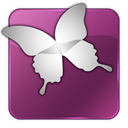 Indesign Purple icon