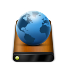 planet, drive, globe, earth, world, wood Black icon