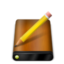 pencil, writing, Edit, write, Draw, paint, wood, drive, Pen Black icon