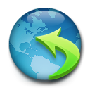 network SteelBlue icon