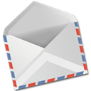 Letter, Message, Email, mail, envelop LightGray icon