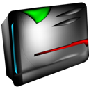 Closed, Folder DarkSlateGray icon