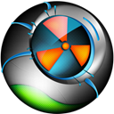 nuclear DarkSlateGray icon