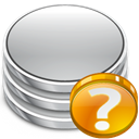 Database, db, Status Silver icon