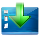 download, Descend, Decrease, Down, plus, descending, Arrow, fall, Desktop, Add Teal icon