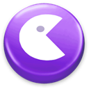 Game, gaming BlueViolet icon
