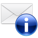 about, Information, Info, message box WhiteSmoke icon