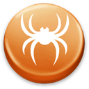 spider, web, Crawler Chocolate icon