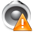 Alert, wrong, warning, exclamation, Error, kmixdocked DarkSlateGray icon