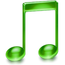 Playsound Black icon