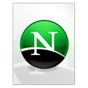 Doc, Netscape Gainsboro icon