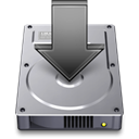 Installer DarkGray icon