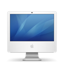 isight in, Imac, In, Isight Black icon