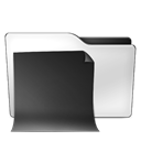 File, paper, document DarkSlateGray icon