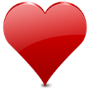Heart, valentine, bookmark, fav, Favorite, love Black icon