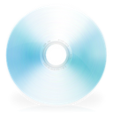 disc, Compact, Disk, save SkyBlue icon