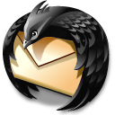 Thunderbird, Black Black icon