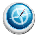 Browser, safari Black icon