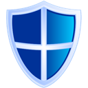 shield, security, Guard, protect DarkBlue icon