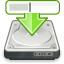 File, save as, As, document, save, paper, Gnome Gainsboro icon