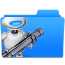 Automator DodgerBlue icon