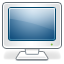 Computer, my computer, monitor, screen, Display DimGray icon