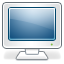 screen, Computer, Display, monitor DimGray icon