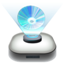 drive, Blueray Black icon