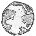 planet, earth, world, Browser, globe, internet WhiteSmoke icon