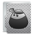 metal, Digsby DarkSlateGray icon