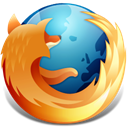 Firefox, Browser, mozilla SandyBrown icon