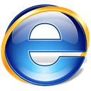 internet explorer, Ie, Browser, microsoft Black icon