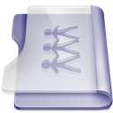 Book, read, reading, sharepoint, purple LightGray icon