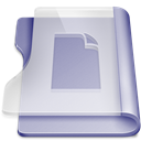 Doc, read, Book, purple, reading LightGray icon