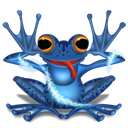 Azureus Black icon