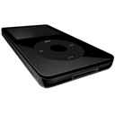 noir, ipod, Apple Black icon