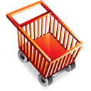 commerce, Empty, Blank, shopping cart, shopping, Cart, buy Black icon