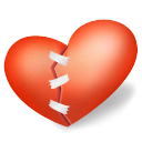 valentine, love Tomato icon