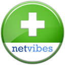 netvibes YellowGreen icon