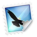 envelop, Email, Letter, mail, Message Black icon