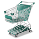 shopping cart, commerce, Cart, Shoping, shopping, buy Black icon