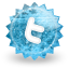 Sn, social network, Social, twitter SteelBlue icon
