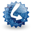 Linkuj SteelBlue icon