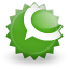 Technorati OliveDrab icon