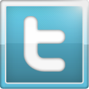 twitter, social network, Social, Sn SteelBlue icon