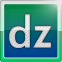 Social, social network, Dzone Teal icon
