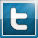 twitter, Social, Sn, social network SteelBlue icon