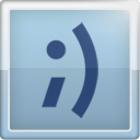 Social, Tuenti, social network LightSteelBlue icon