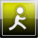 social network, Social, Aol Gainsboro icon