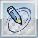 Social, social network, Livejournal Silver icon